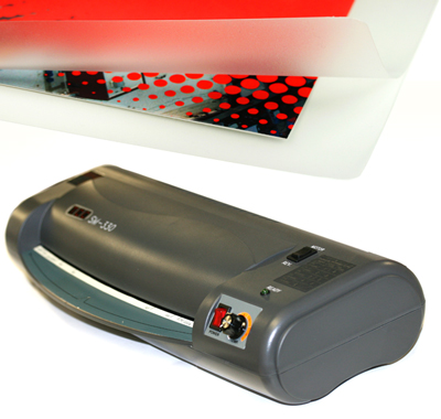 SM 330 laminating machine