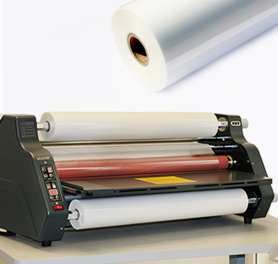 TCC 2700 roll laminator machine