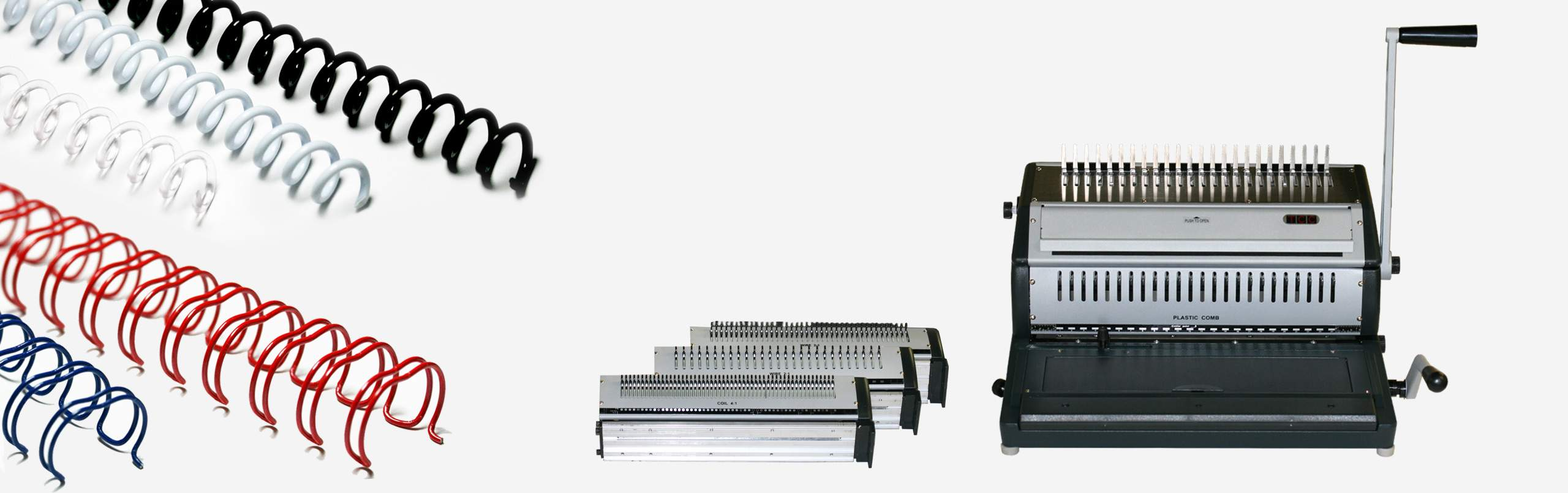 binding machines, binding solutions